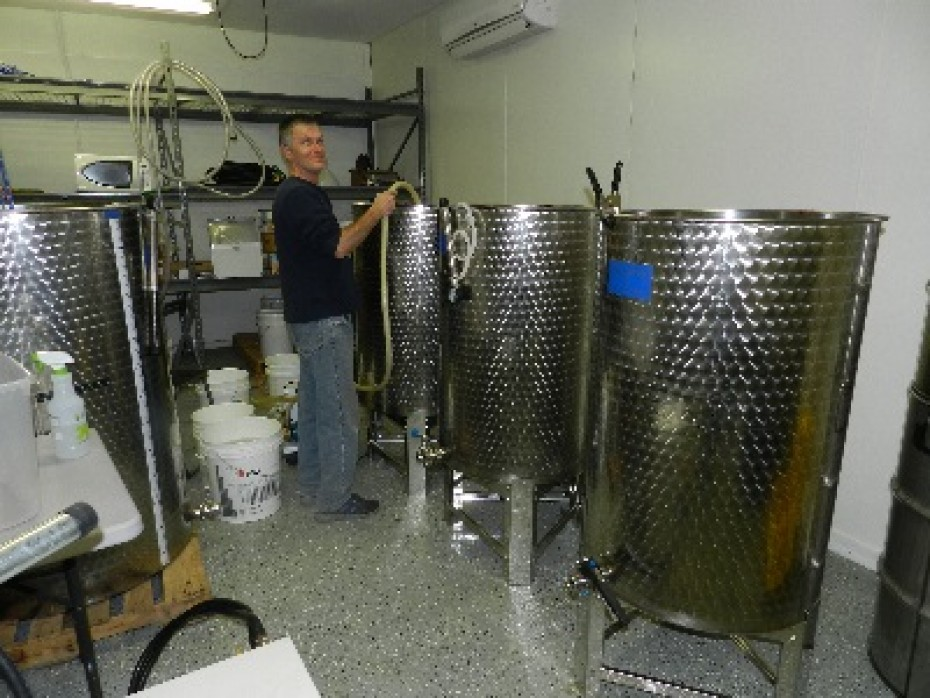 Wine Production and Tours